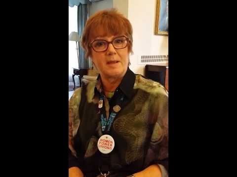 CLC's Barb Byers on UN Commission on the Status of Women
