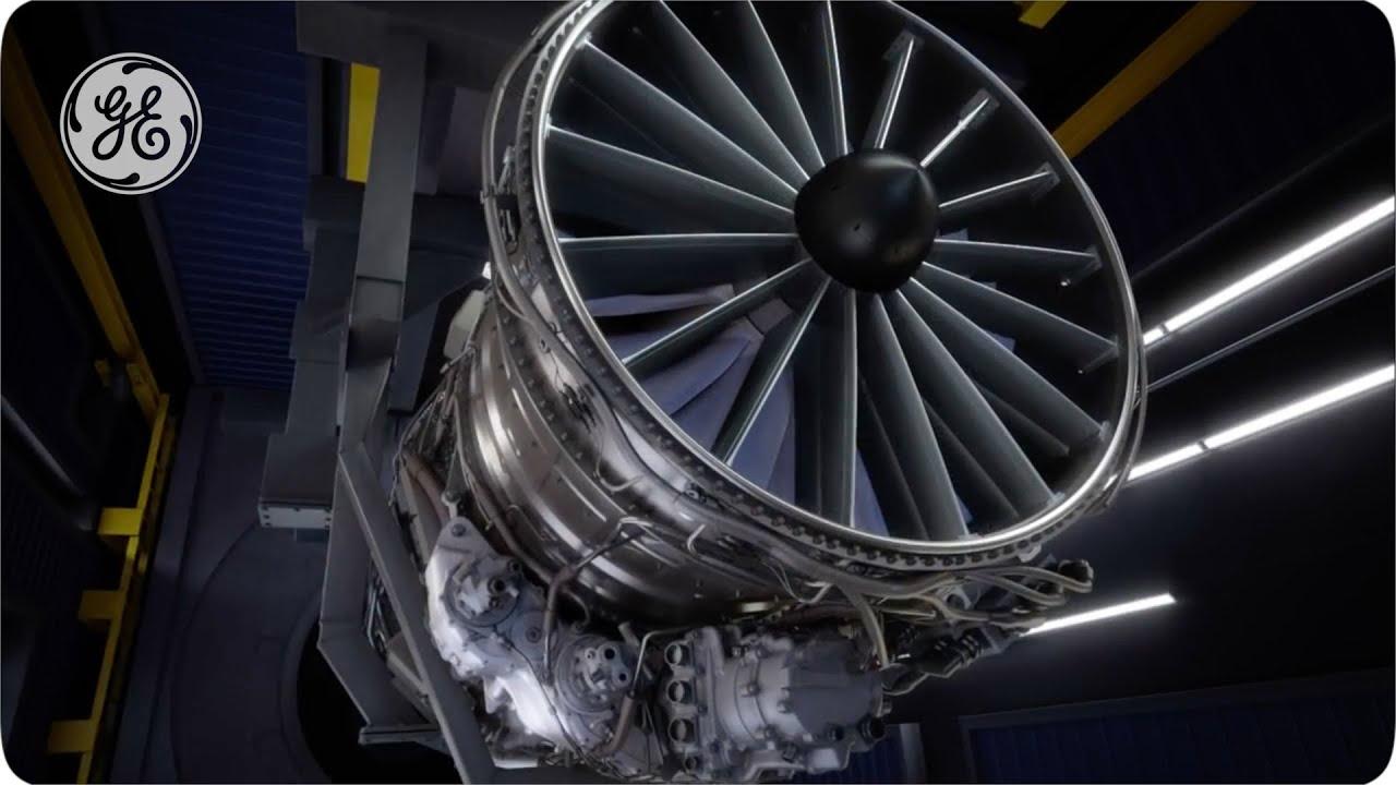 GE Adaptive Cycle Engine Aviation