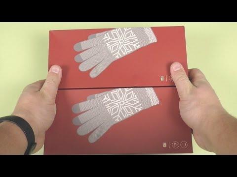УМНЫЕ ПЕРЧАТКИ Xiaomi :) ► Посылка из Китая / AliExpress - 동영상