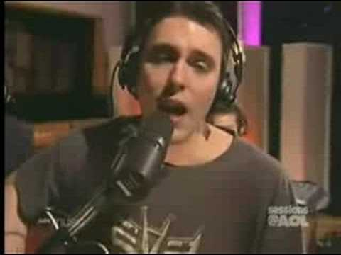 Breaking Benjamin AOL  So Cold Acoustic