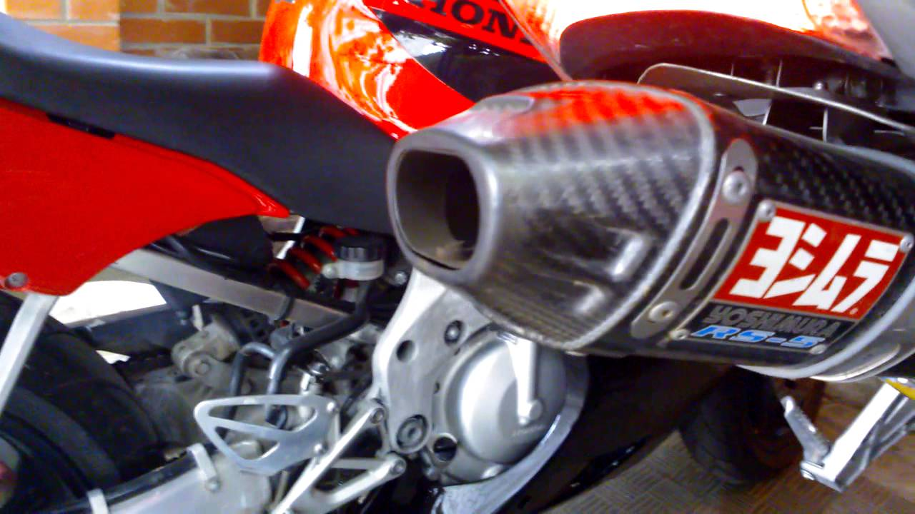 мотоцикл Honda CBR 250 R ! ! ! - YouTube