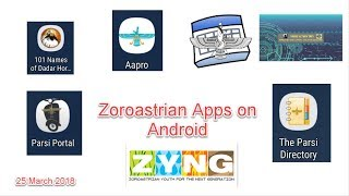 Zoroastrian Android Apps (Free) - Review