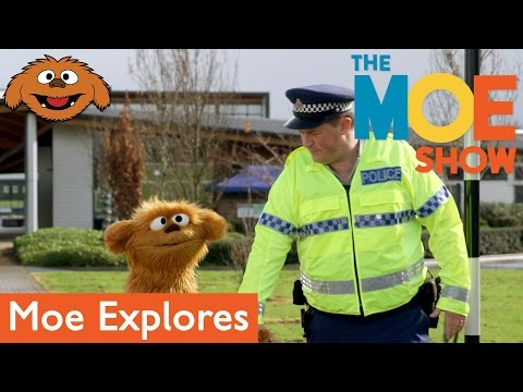 The Moe Show: Moe Explores — Road Safety