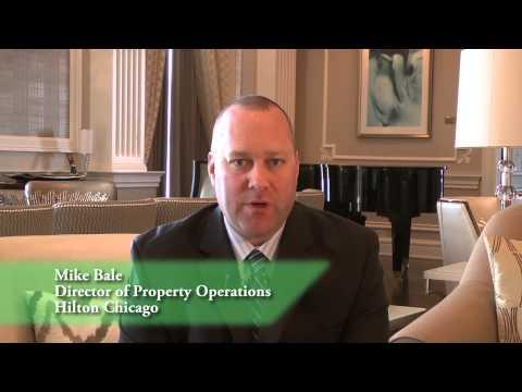 Hilton Chicago: A Grand & Green Hotel