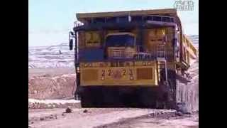 WTW220E the best mining truck from China. MUST SEE