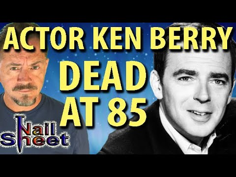 Ken Berry of F Troop, Mayberry RFD, & Mama's Family Dead at 85