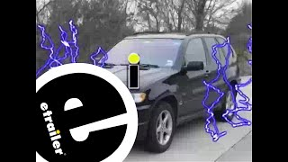Trailer Wiring Harness Installation - 2001 BMW X5 - etrailer.com