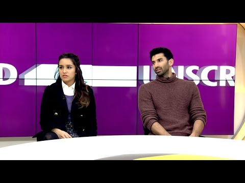 Exclusive Conversation with Shraddha Kapoor & Aditya Roy Kapur (WION Unscripted)