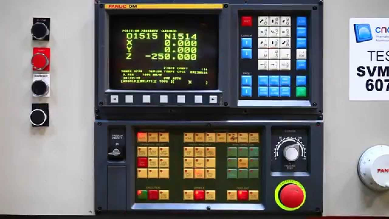 Fizztechilahex — 408 servo alarma serial not rdy fanuc