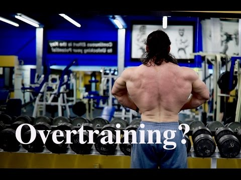 Own Worst Enemy Is Overtraining Ruining Your Gains