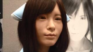 人間かと思った! 日本企業が作った美少女アンドロイド「ASUNA」ちゃんがリアルすぎる