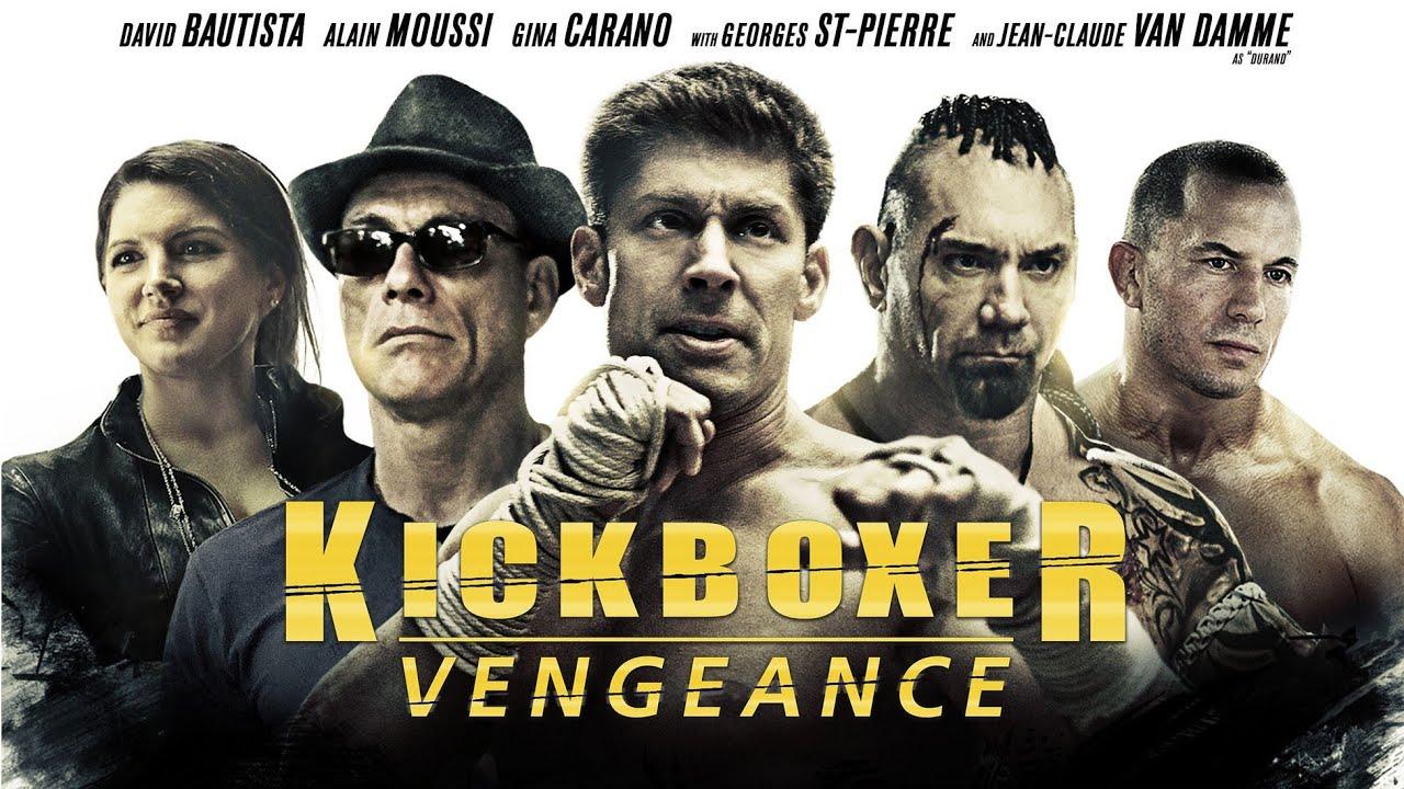 Download Kickboxer Vengeance 2016