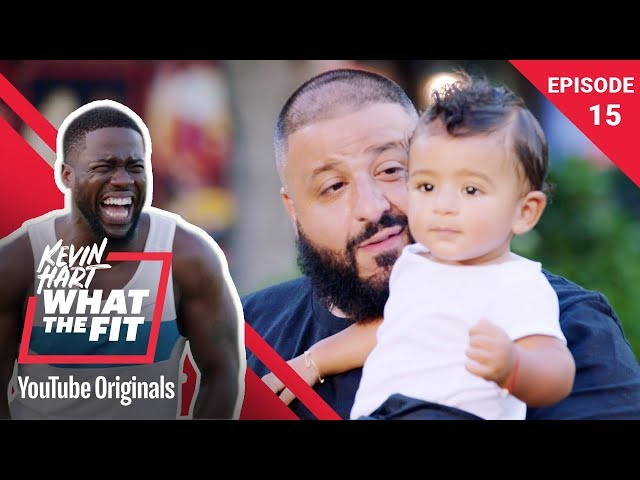 Daddy & Me with DJ Khaled | Kevin Hart: What The Fit Episode 15