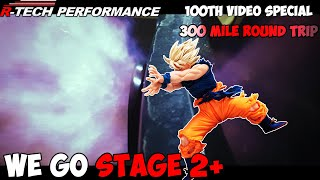 100TH VIDEO | R-TECH STAGE 2+ | FLAMETHROWING MONSTER | CUSTOM REMAP