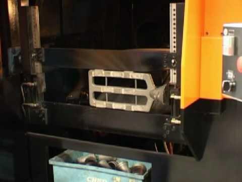 ACS 775 Programmable Abrasive Cutoff Machine