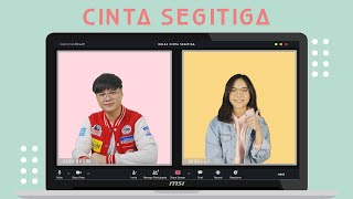 Eclat & Misellia - Cinta Segitiga (Official Music Video)