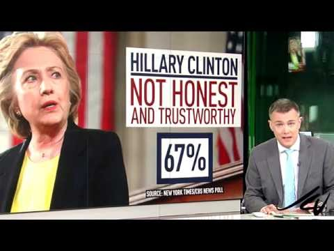Hillary Clinton  Talks Honor in Ohio, What About Trust - Clinton Lies -  YouTube