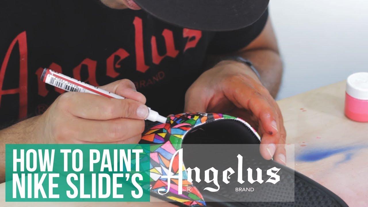 22e9adcbff3d3 Stained Glass Slides | Sliding Through Custom | Angelus Brand