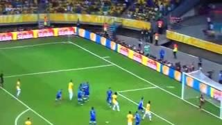 Confederation Cup 2013 Italia-Brasile 2-4