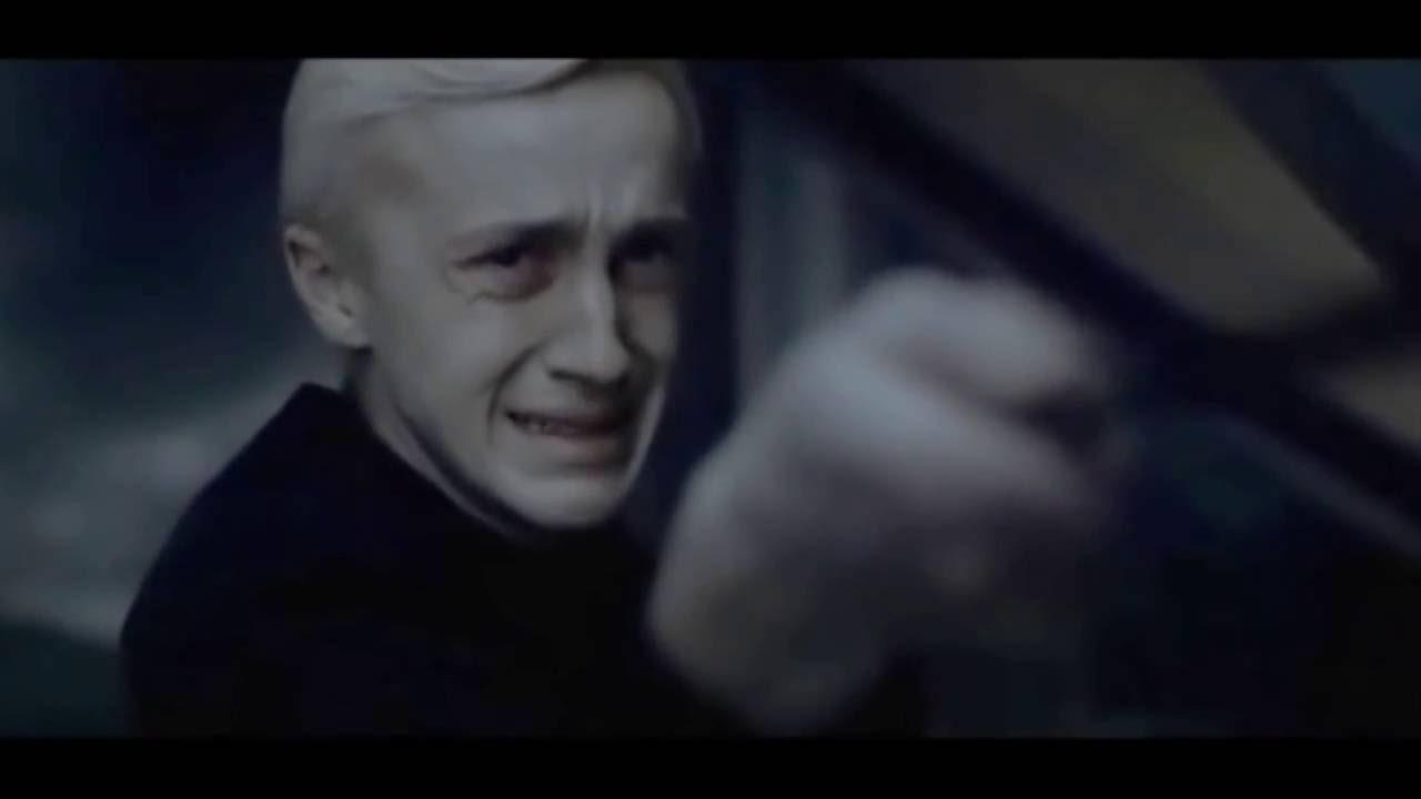 Snape kills Dumbledore - (With FlashBacks) Harry Potter ... Dumbledore Vs Snape