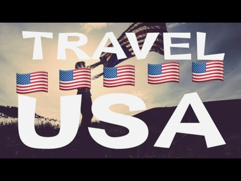Should you travel The United States of America?? 10 Hour Answer!!!