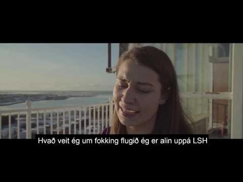 Alin upp á LSH - Árshátíðarmyndband hjúkrunarnema 2020 (lokalag)