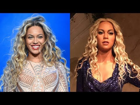 This Beyonce Wax Figure Looks NOTHING Like Her & The Beyhive is Furious