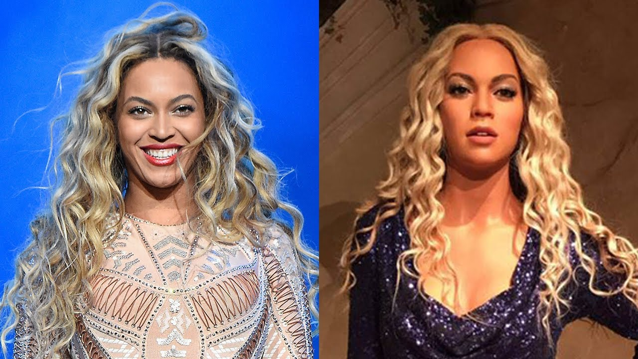 this beyonce wax figure looks nothing like her the beyhive is furious