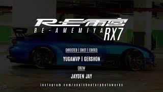 Make way for the Re-Amemiya RX7 from ANTERA Motorsports. Roaring it...