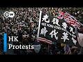 Hong Kong: Does China Budge Towards The Protesters Demands? | DW News