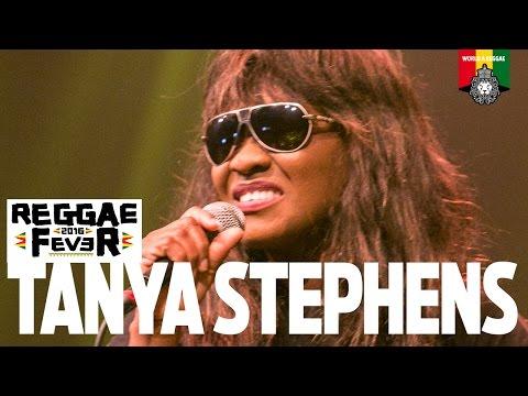 Tanya Stephens Live at Reggae Fever 2016  (NL)