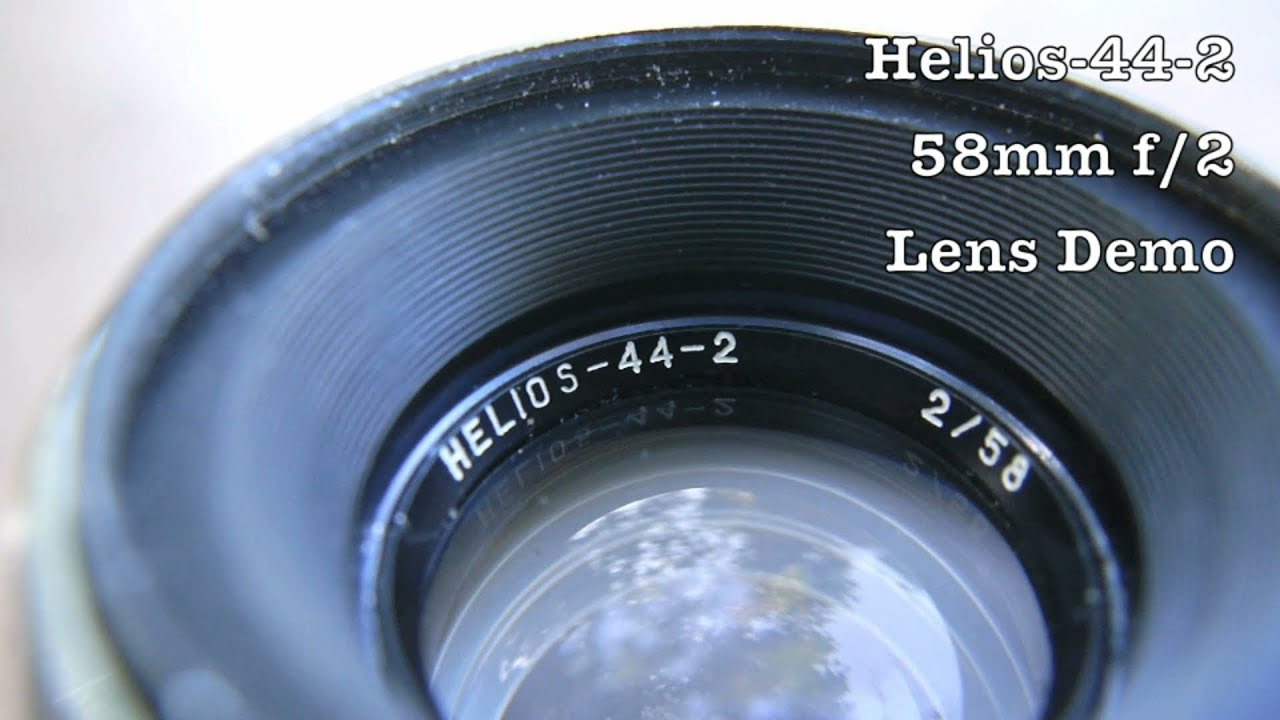 Sep 24, 2017. Lensfinder, lensfinder. Com, helios 44-2 58mm, helios 44m 58mm,. One of these babies to your collection i would buy 5-10 of them (yes, they.