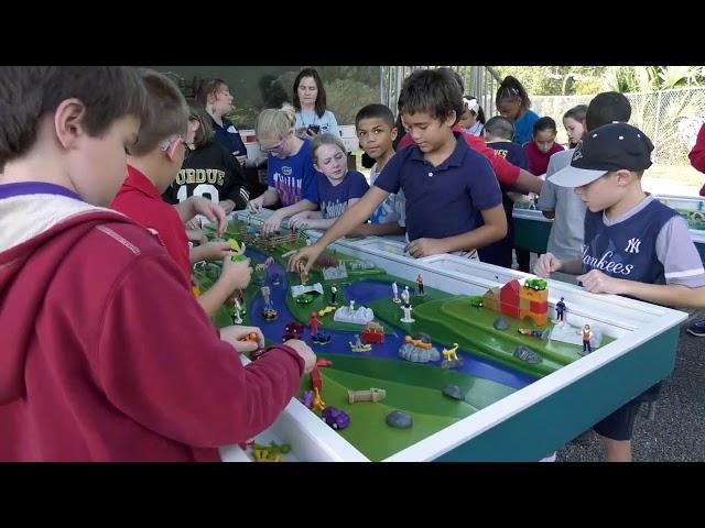 Pine Grove Elementary School Welcomes Florida Water Ventures