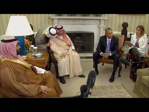 A Simple Question: US support for ISIL's supporter, Saudi Arabia