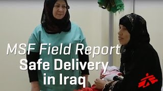 Safe Delivery on the Fringes of the Conflict in Iraq