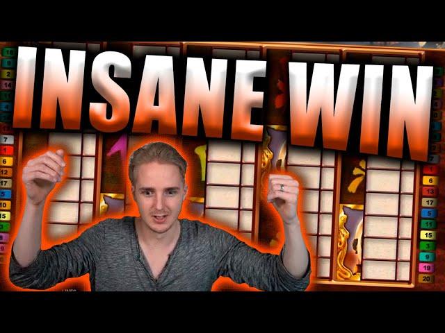 BIG WIN on KATANA - Casino Slots Big Wins