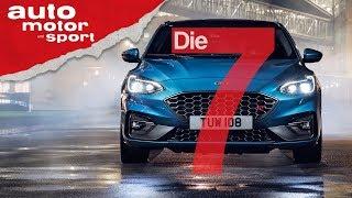 Ford Focus ST (2019): 7 Fakten, die jeder