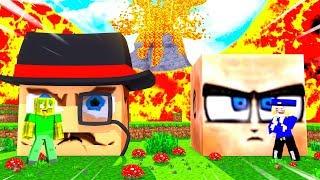 VERMIETER HAUS vs. WÄRTER HAUS?! - Minecraft VULKAN