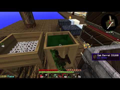 Let's Play - Minecraft APE Sky - Part #005