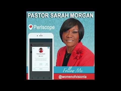 Powerful Healing Prayer by Prophetess Sarah Morgan
