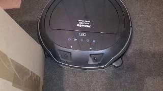 Робот-пылесос Miele Scout RX2 и iClebo Omega_Реальный мусор