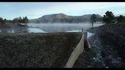 Luna Lake Morning, Alpine AZ