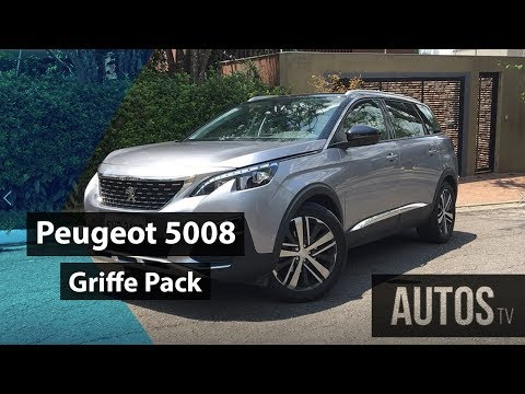 O v deo mais completo Peugeot 5008 Griffe Pack