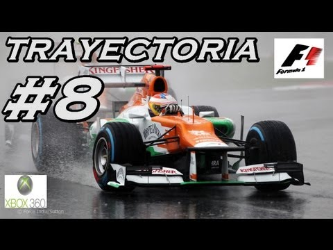 F1 2012 - GP MONTREAL | Gran remontada!.. puntos vitales para el campeonato! [ Cap.#8]