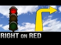 Turning Right at a Red Light