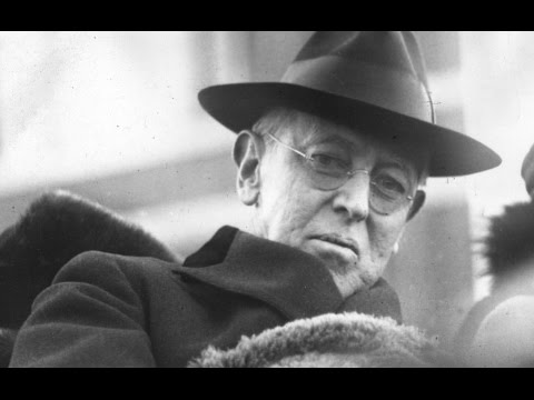 """The Ordeal of Woodrow Wilson"" Reel America Preview"