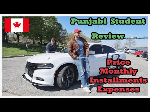 Dodge Charger: Monthly Expenses, Price, Insurance & Reviews EP02