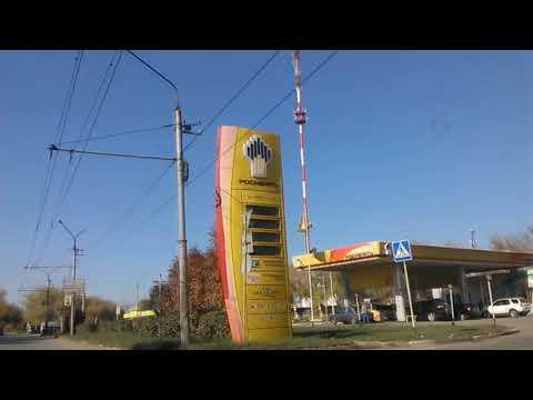 Рубцовск (Алтайский край). Прогулка. Часть 1.