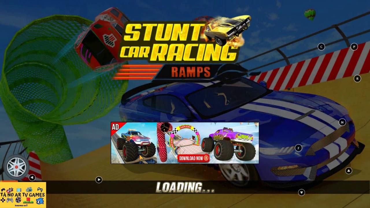 RAMP CAR STUNTS RACING EXTREME CAR STUNTS GAMES #03