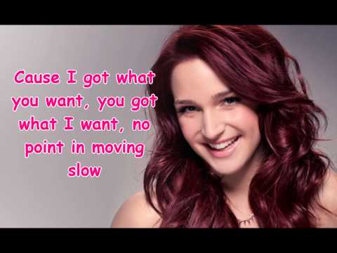 Victoria Duffield - Paper Planes (Lyrics)